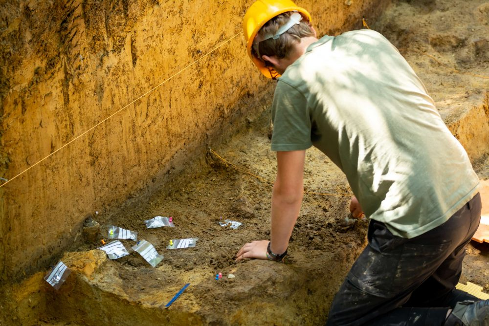 Evidence of Fire at the Barnham Palaeolithic Excavations