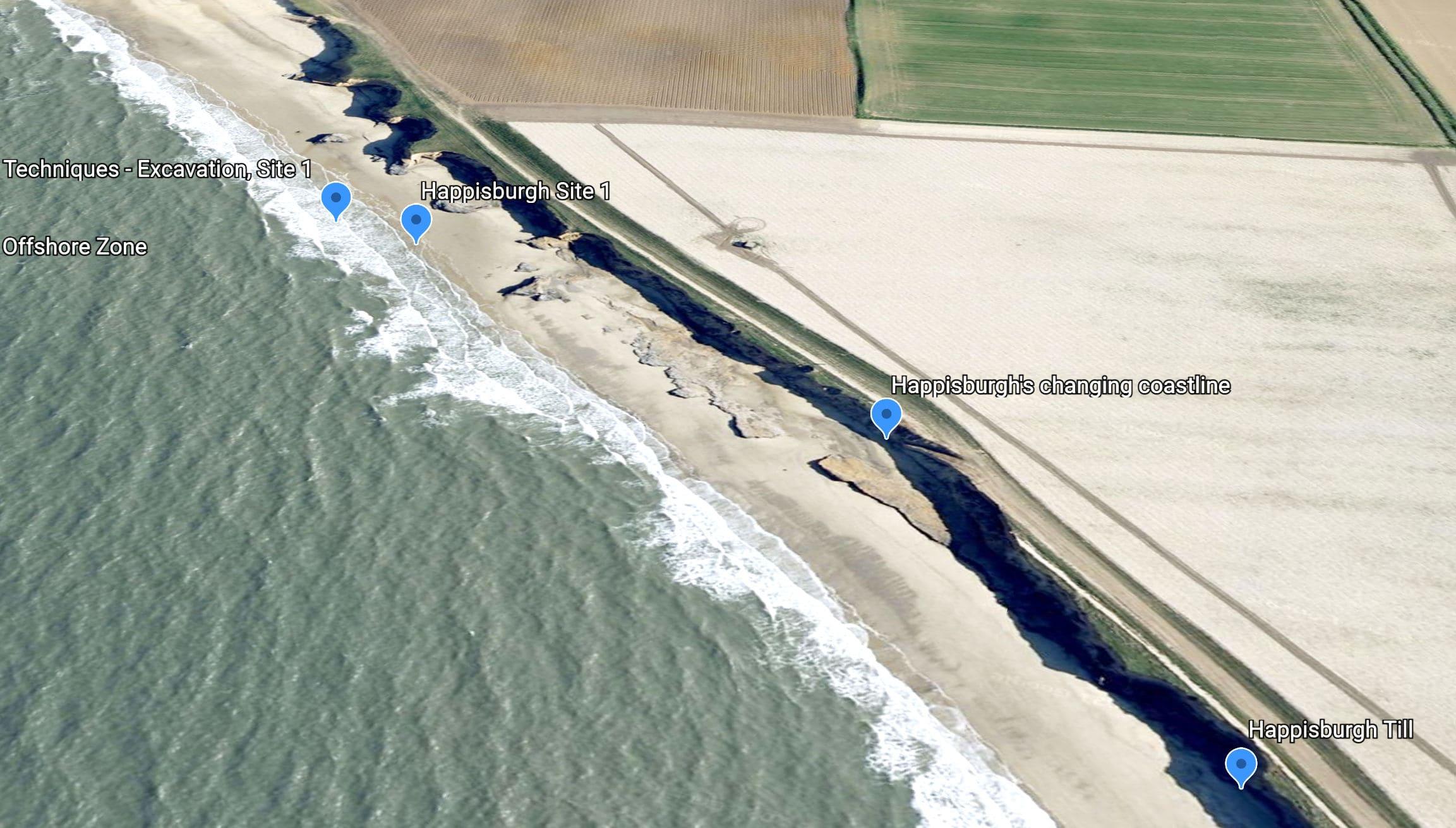 Norfolk Coast Virtual Tour - Pathways to Ancient Britain